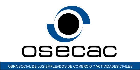 OSECAC obra social